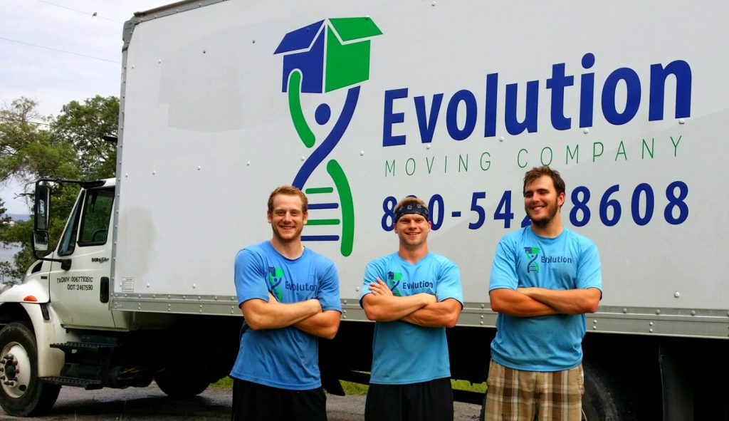 Evolution movers