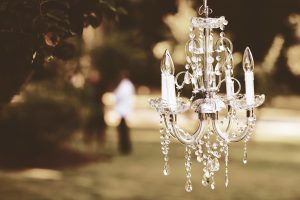 small chandelier - moving a chandelier