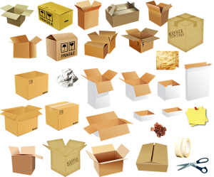 Getting appropriate packing materials is the keystone of moving
