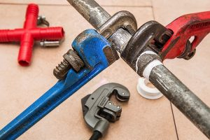 A plumbing fix needed before staging a house for selling