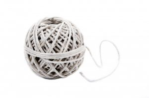Rope strings you can use to pack a king size bed for your San Antonio move